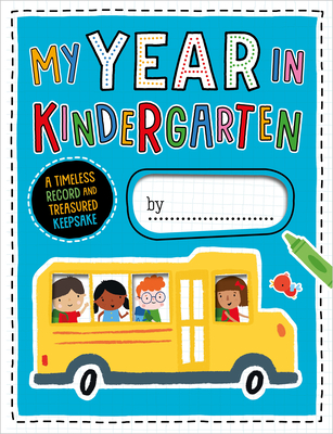 My Year in Kindergarten Cover Image