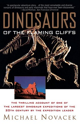 Dinosaurs of the Flaming Cliff Cover