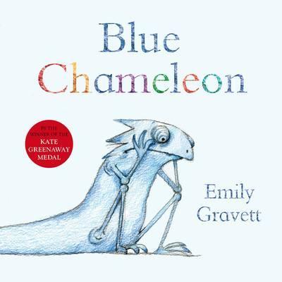 Blue Chameleon Cover Image