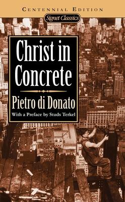 Christ in Concrete Cover