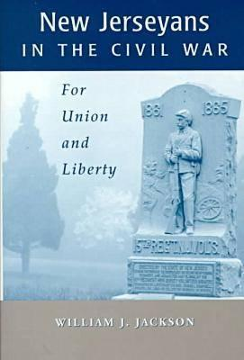 Cover for New Jerseyans in the Civil War