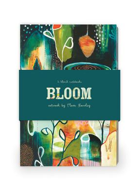 Bloom Artwork by Flora Bowley Journal Collection 2: Set of two 64-page notebooks Cover Image