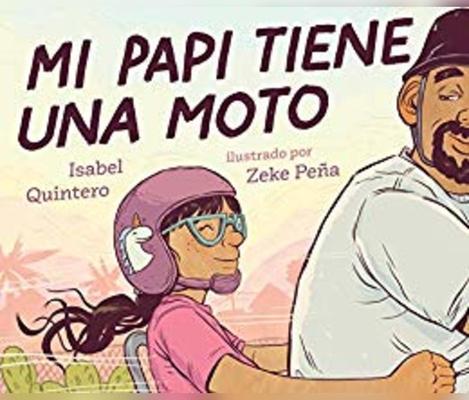 Mi Papi Tiene Una Moto (My Papi Has a Motorcycle) Cover Image