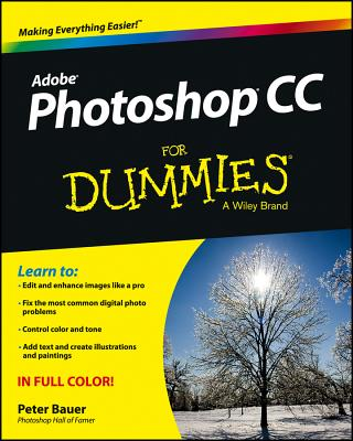 Photoshop CC for Dummies Cover Image