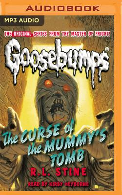 The Curse of the Mummy's Tomb (Classic Goosebumps #6) Cover Image