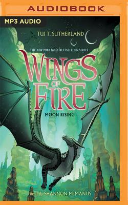 Moon Rising (Wings of Fire #6) Cover Image