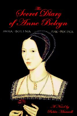 The Secret Diary of Anne Boleyn Cover
