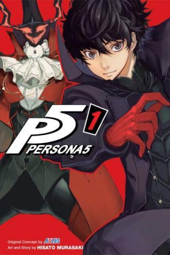 Persona 5, Vol. 1 Cover Image