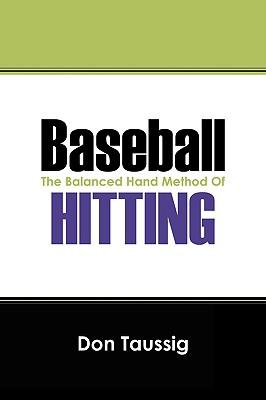 Baseball: The Balanced Hand Method Of Hitting Cover Image