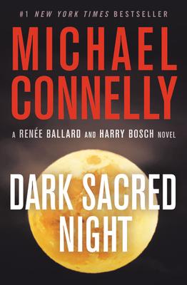 Dark Sacred Night book cover