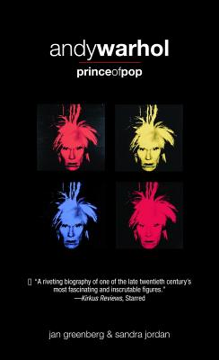 Andy Warhol, Prince of Pop Cover Image