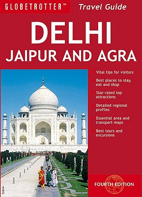 Globetrotter Delhi Jaipur and Agra Cover Image