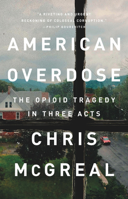 Cover for American Overdose