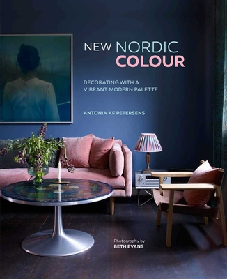 New Nordic Colour: Decorating with a Vibrant Modern Palette Cover Image