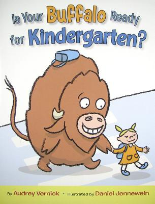 Is Your Buffalo Ready for Kindergarten? Cover