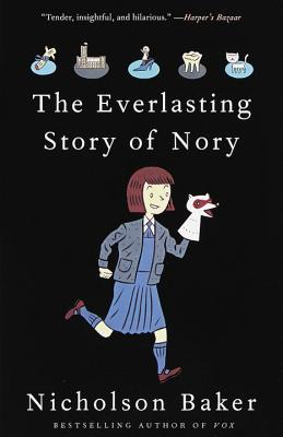 The Everlasting Story of Nory Cover