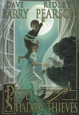 Peter and the Shadow Thieves Cover