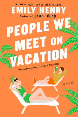 Cover of People We Meet on Vacation