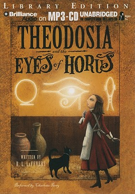 Theodosia and the Eyes of Horus Cover Image