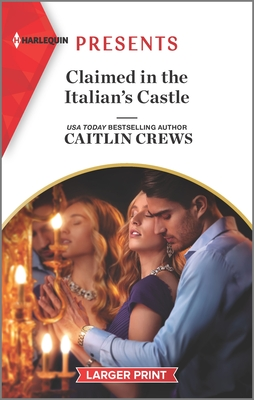 Cover for Claimed in the Italian's Castle