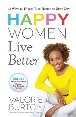 Happy Women Live Better Cover