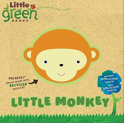 Little Monkey Cover