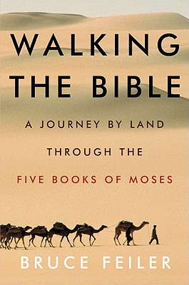 Walking the Bible Cover