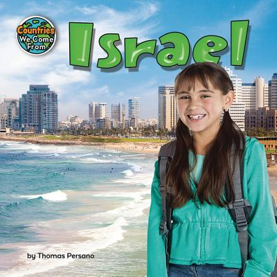 Israel (Countries We Come from) Cover Image