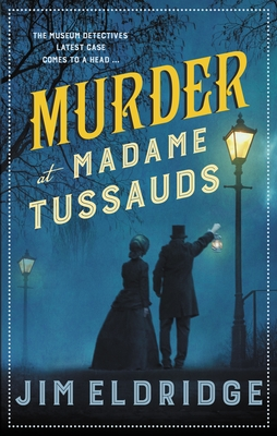 Murder at Madame Tussauds (Museum Mysteries #6) Cover Image