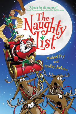 The Naughty List Cover Image