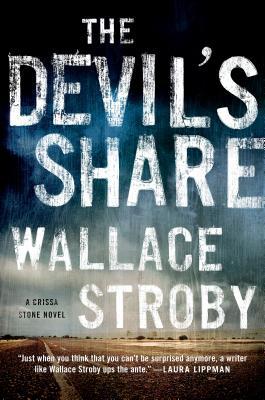 The Devil's Share: A Crissa Stone Novel (Crissa Stone Novels #4) Cover Image