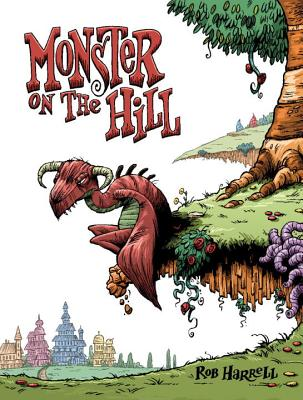 Monster on the Hill Cover