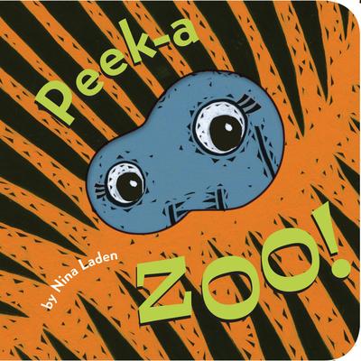 Peek-A-Zoo! Cover