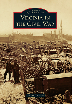 Virginia in the Civil War Cover Image