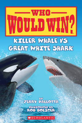 Who Would Win? Killer Whale vs. Great White Shark Cover Image