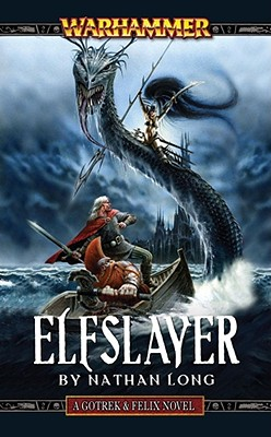 Elfslayer Cover Image