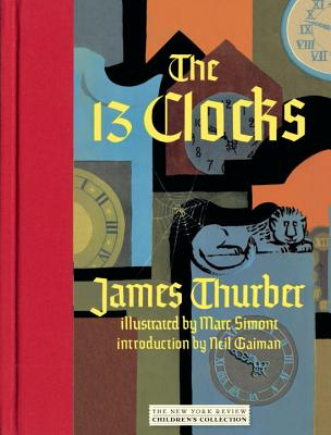 The 13 Clocks Cover Image
