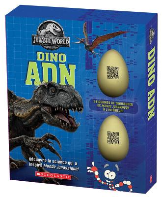 Jurassic World: Dino Adn Cover Image