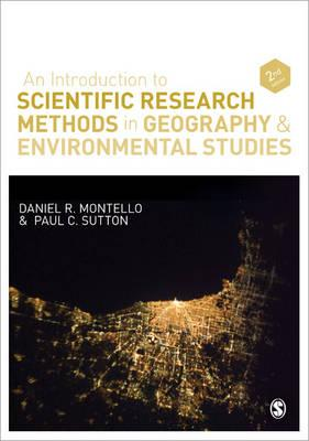 An Introduction to Scientific Research Methods in Geography and Environmental Studies Cover Image