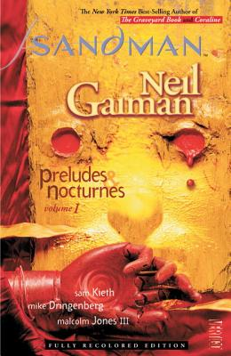 The Sandman Vol. 1: Preludes & Nocturnes cover image