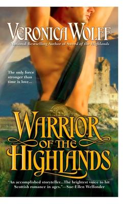 Cover for Warrior of the Highlands (A Highlands Novel #3)
