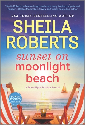 Sunset on Moonlight Beach: A Moonlight Harbor Novel Cover Image