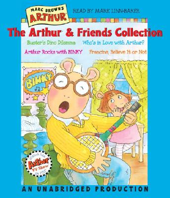 The Arthur and Friends Collection Cover