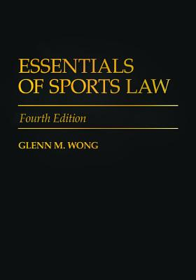 Essentials of Sports Law Cover Image