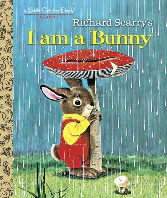 I Am A Bunny (Little Golden Book) Cover Image