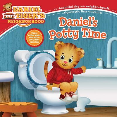 Daniel's Potty Time (Daniel Tiger's Neighborhood) Cover Image