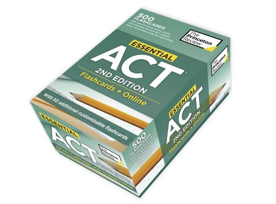 Essential ACT Flashcards, 2nd Edition cover image