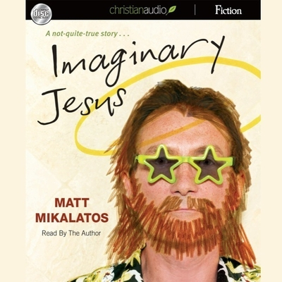 Cover for Imaginary Jesus