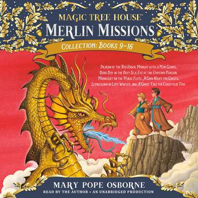 Cover for Merlin Missions Collection