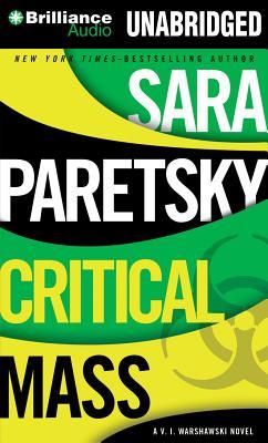 Critical Mass (V.I. Warshawski Novels) Cover Image